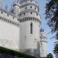 La tour Judas Maccabée vue du sud-est (2008)