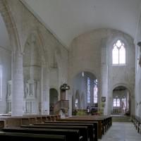 La nef sud vue vers le nord-est (2007)