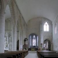 La nef sud vue vers l'est (2007)