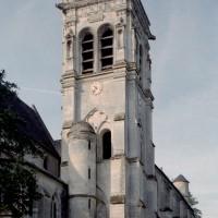 Le clocher vu du nord-est (2008)