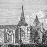 L'église au 19ème siècle