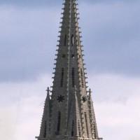 Le clocher et la flèche vus du sud-ouest (1997)