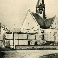 L'église après sa restauration