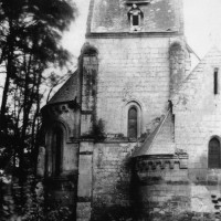 L'église avant la Grande Guerre
