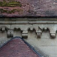La corniche du mur est du croisillon nord (2006)