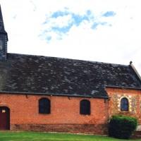 La chapelle vue du sud (2006)