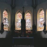 Le choeur vu vers l'est (2004)