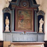 L'autel-retable (2005)