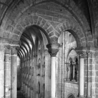 La baie de la chapelle haute du choeur