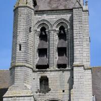Le clocher sud vu du sud (2017)