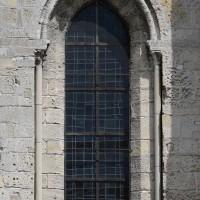 Fenêtre du bas-côté sud de la nef (2017)