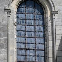 Fenêtre haute de la travée droite du choeur (2017)