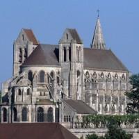 L'église vue du nord-est