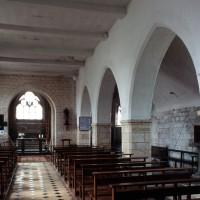 La nef vue vers le sud-est (2000)