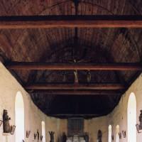L'intérieur vu vers l'est (2005)