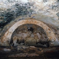 Vue partielle de la crypte (2005)