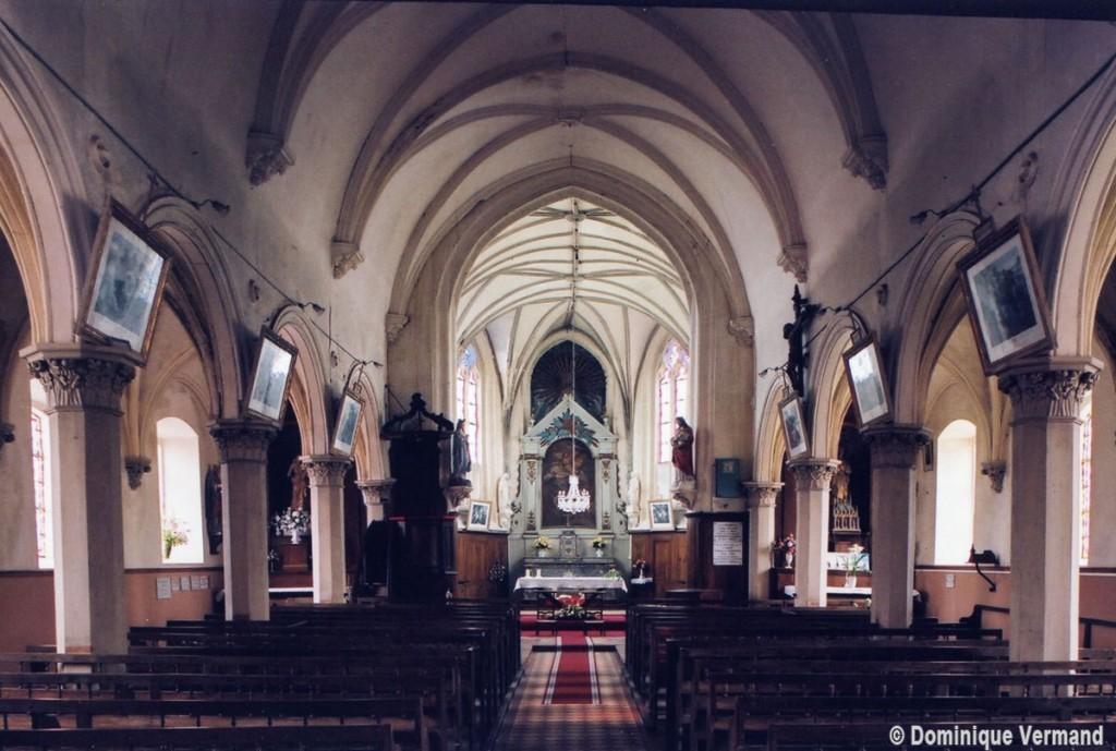 Saint thibault glise saint thibault eglises de l 39 oise for Architecture neo gothique