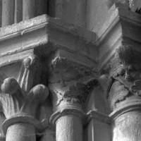 Chapiteaux du transept (1997)