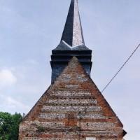 La façade vue de l'ouest (2004)