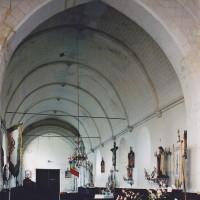 L'intérieur vu vers le nord-ouest (2003)