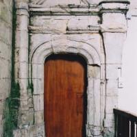 La porte d'accès au clocher (2003)