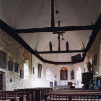 L'intérieur vu vers le nord-est (2005)