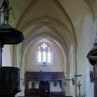 L'intérieur vu vers l'ouest (2002)