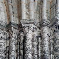 Chapiteaux de la croisée du transept (2003)