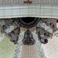 Clef de voûte de l'abside (2003)