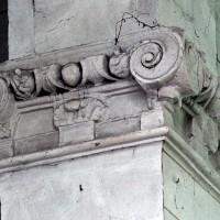Chapiteau du bas-côté nord du choeur (2003)
