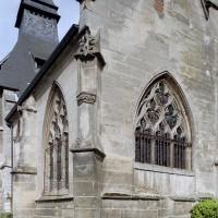La chapelle sud vue du sud-est (2003)