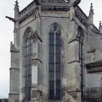 L'abside vue du nord-est (2003)