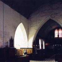 L'intérieur vu vers le sud-ouest (2006)