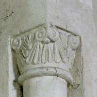Chapiteau du premier quart du 12ème siècle (2008)