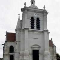 L'église vue de l'ouest (2008)
