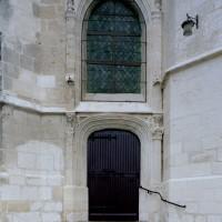 Portail nord-ouest de l'église (2008)