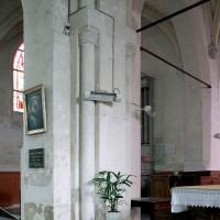 Pilier partiellement du 12ème siècle (2008)