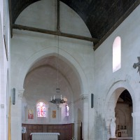 L'intérieur vu vers le sud-est (2006)