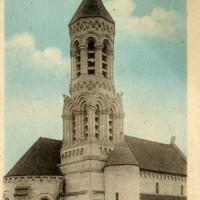 L'église vers 1935