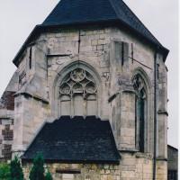 Le choeur vu de l'est (2004)