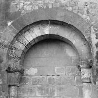 Arcade est du bas-côté nord de la nef (1969)