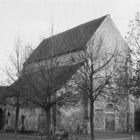 La nef vue du nord-ouest (1969)