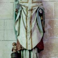 Statue de saint Nicolas (2008)