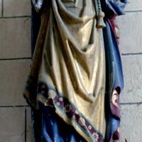 Statue de la Vierge à l'Enfant (2008)