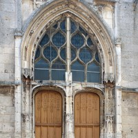 Le portail gothique flamboyant (2015)