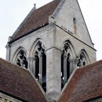 Le clocher vu du nord-ouest (2015)