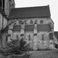 La nef vue du nord (1992)
