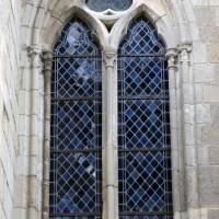 Fenêtre du mur sud du choeur (2015)