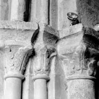 Chapiteaux de la chapelle sud-est (1994)