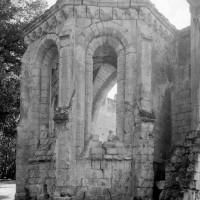 La chapelle du bras sud du transept vue du nord-est (1995)
